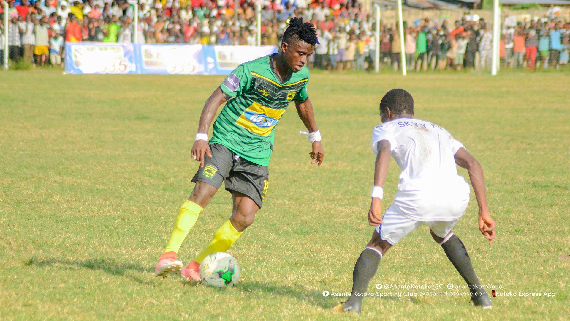 Skyy FC hold Kotoko to a goalless draw in Takoradi