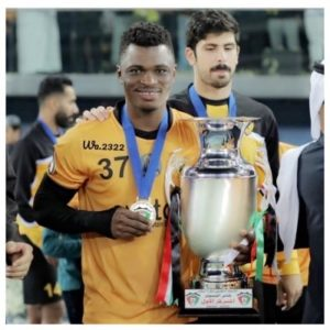 Rashid Sumaila hopes his side ends the season with a double