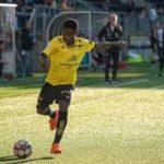 Ghanaian midfielder Isaac Twum guides IK Start to secure promotion to Norwegian topflight league