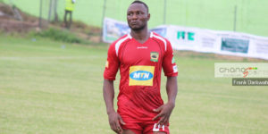 Asante Kotoko extends contract of defender Wahab Adams for two more years