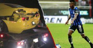 Former GhanaU-20 star Clifford Aboagye involved in car accident