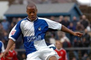 Bristol Rovers former players donates £500 in memory of Junior Agogo.