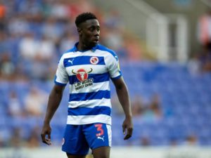 Reading FC stars ready for Leeds United - Ghanaian defender Andy Yiadom