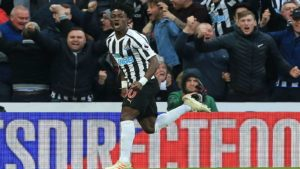 Christian Atsu talks about his bench role at Newcastle United