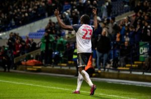 Dodoo's late equaliser gifts Bolton Wanderers a point
