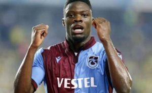 Watch Caleb Ekuban's goal for Trabzonspor after returning from injury [VIDEO]