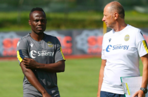 Emmanuel Agyemang Badu cleared fit