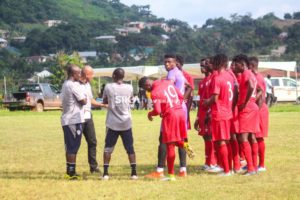 VIDEO: Hearts of Oak train in Togo ahead of Etoile Filante clash