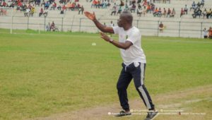 Kotoko coach Johnson Smith promises to fix goal scoring problem after Medeama stalemate
