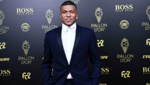 Ghana defender Dennis Appiah tips Mbappé to win Ballon d'Or in the future
