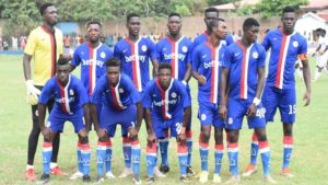 Liberty Professionals disappointed with shared points with Medeama