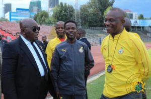 President Nana Addo leaves future of Black Stars coach in the hands of GFA, MoYS