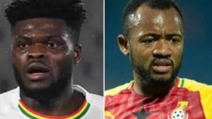 Ayew, Partey fail to make it to ten-man Africa Player of the Year shortlist