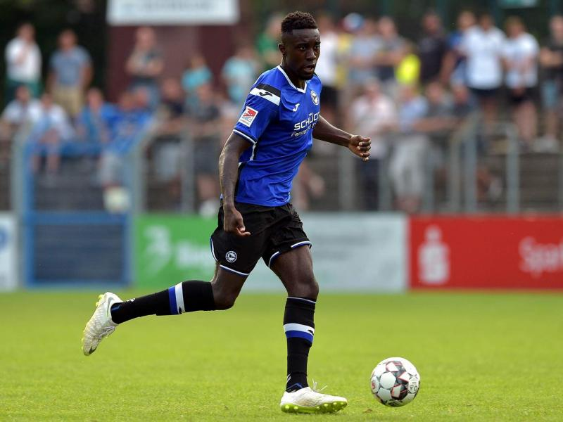 Osei Owusu's early equalizer helps 1860 Munich grab a point against FC Ingolstadt