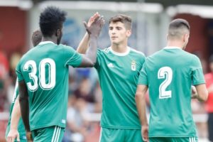 Striker Samuel Obeng wants to use experience from U-23 AFCON to help Real Oviedo