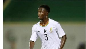 Ibrahim Imoro joins Asante Kotoko on a three year deal