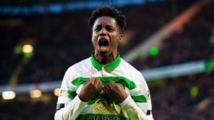 Jeremie Frimpong has no plans of leaving celtic