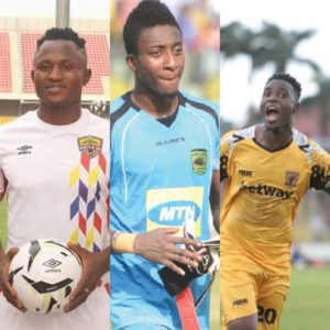 2019 SWAG Awards: Esso, Annan, Mumuni to battle for home-based player of the year award