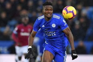 Daniel Amartey among top 5 Africans with a point to prove this season
