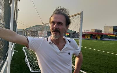 We need two weeks to bring team to optimal shape- Goran Barjaktarevic