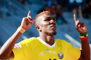 'I will score against Kotoko'- Hearts of Oak new striker Abednego Tetteh
