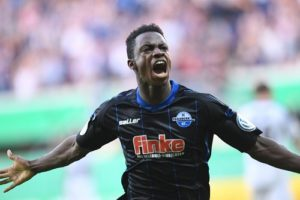 Ghana's Christopher Antwi-Adjei scores first league goal for SC Paderborn