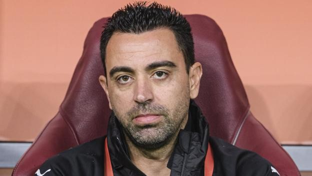 Xavi: Barcelona job offer came 'too early' in coaching career