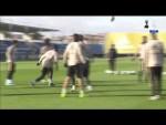 LIVE: Real Madrid training session ahead of Sevilla