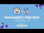PRESS CONFERENCE | Pep Guardiola | Man City v Crystal Palace