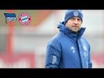 LIVE 🔴 FC Bayern Pressetalk mit Hansi Flick vor dem Rückrunden-Auftakt bei Hertha BSC