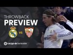 Throwback Preview: Real Madrid vs Sevilla FC (3-2)