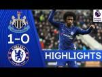 Newcastle 1-0 Chelsea   Premier League Highlights