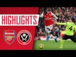 HIGHLIGHTS   Arsenal 1-1 Sheffield United   Premier League