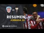 Resumen de CD Lugo vs Albacete BP (1-0)