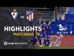 Highlights SD Eibar vs Atletico Madrid (2-0)