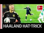 Erling Haaland's Hat Trick on BVB Debut | Dream Start for Dortmund
