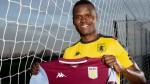 Mbwana Samatta: Aston Villa sign Genk's Tanzania striker for £10m