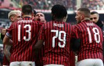 MILAN: TRAINING MATCHES AND TACTICAL WORK