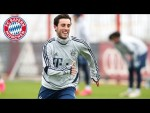 Álvaro Odriozola's first 24 hours at FC Bayern