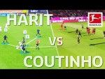 Philippe Coutinho vs. Amine Harit - Midfield Maestros Go Head-to-Head