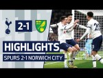 HIGHLIGHTS | SPURS 2-1 NORWICH CITY | Dele and Son seal Norwich win