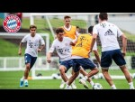 Best moments of the diamonds match | FC Bayern Training in Doha