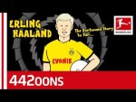 Erling Haaland - The Borussia Dortmund Story so far - Powered By 442oons