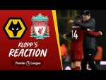 Klopp's Reaction: Mane injury update, Minamino and more | Wolves vs Liverpool