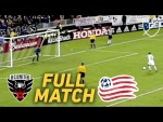 FULL MATCH REPLAY: DC United vs New England Revolution | The Best MLS Playoff Game Ever?