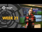 LaLiga with Chelsea Cabarcas: Week 21
