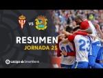 Resumen de Real Sporting vs CF Fuenlabrada (1-0)