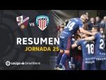 Resumen de SD Huesca vs CD Lugo (2-1)