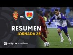 Resumen de Real Zaragoza vs CD Numancia (1-0)