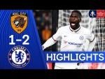 Hull 1-2 Chelsea | Premier League Highlights